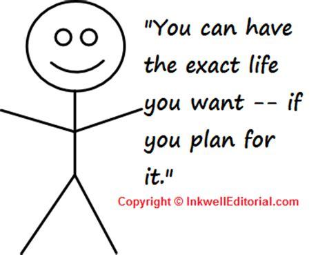 Life plan essay